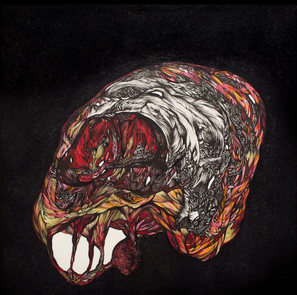 Cranial Cyst no. 2