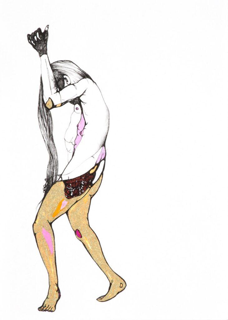 Legs no. 3